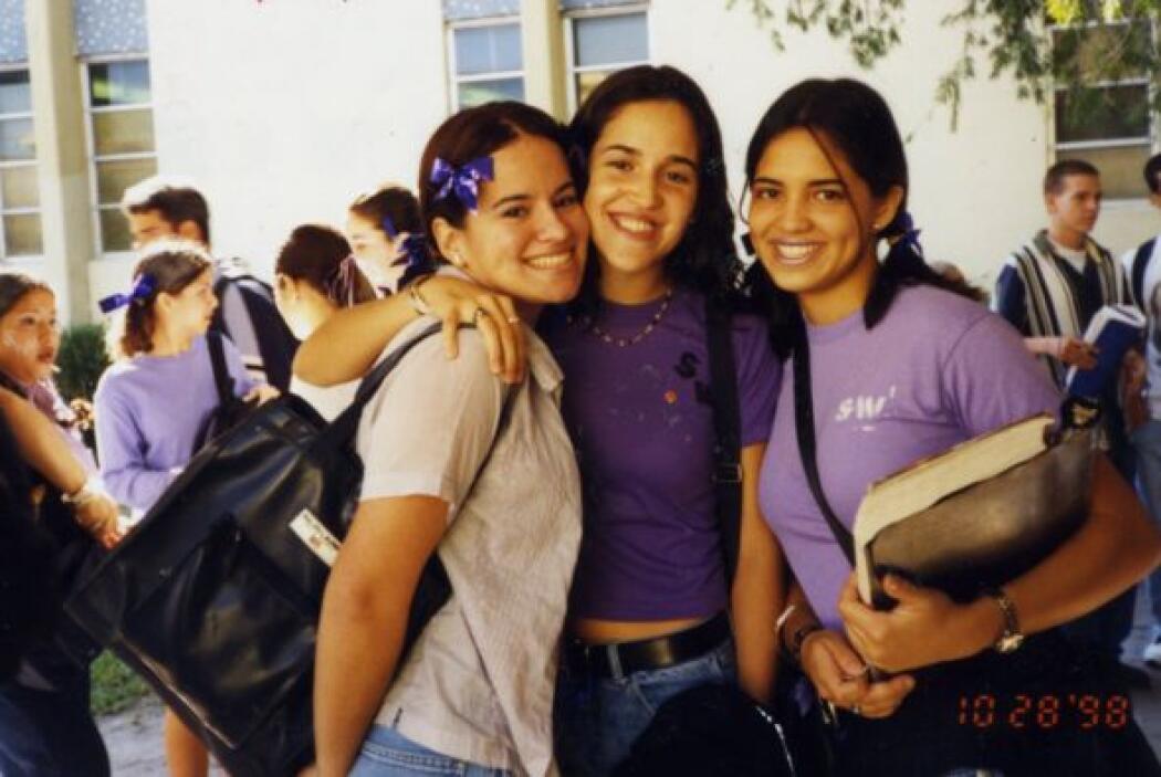Cuando Pamela Silva Conde llego a EEUU era una niña ilusionada con ser r...