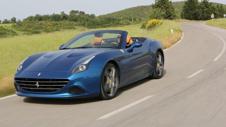 Ferrari California T 2015