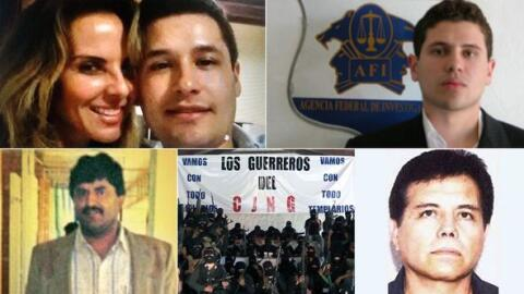 Dentro del debilitado cártel de Sinaloa se prevé una lucha...