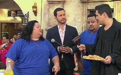 Dime qué comes y Alejandro Chabán te dirá si bajarás de peso Parte 1