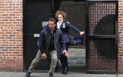 Jennifer López estuvo el miércoles en la Ciudad de Nueva Y...