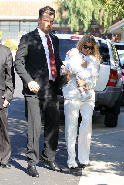 Josh y Fergie se casaron en 2009. Mira aquí los videos más chismosos.