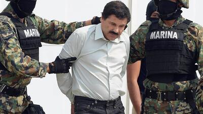 Agentes de FBI se habrían encontrado con el Chapo Guzmán antes de ser ca...