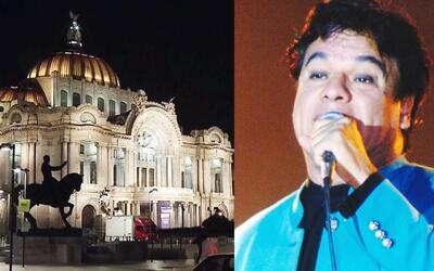 El homenaje a Juan Gabriel en el Palacio de Bellas Artes está tomando ti...
