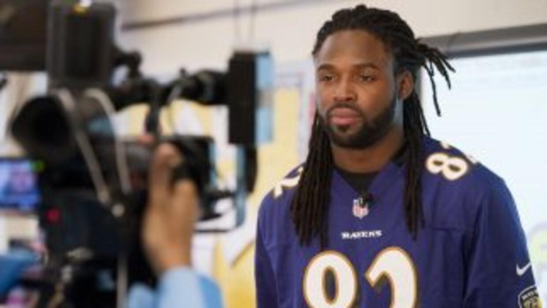 Torrey Smith quiere repetir como campeón de la NFL.