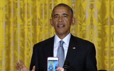 """Barack Obama responde en español a la petición de """"4 años más"""" que le ha..."""