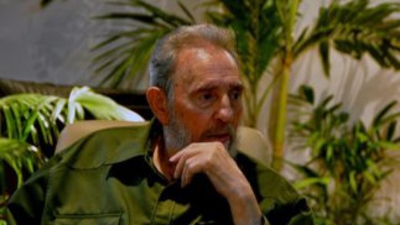 El ex presidente Fidel Castro afirmó que el modelo cubano ya no sirve ni...