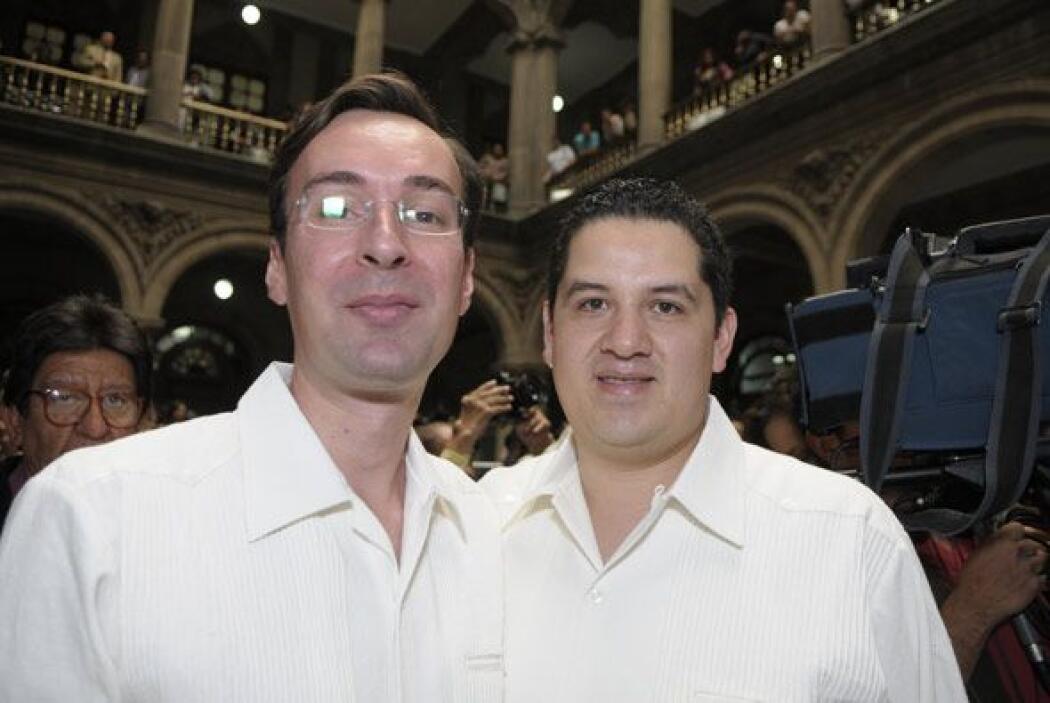 Rodrigo y su novio italiano también están en la lista de espera.