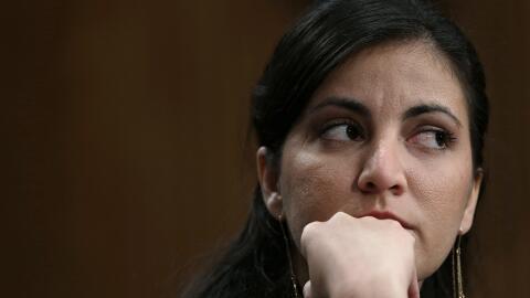 Rosa María Payá promueve la iniciativa Cuba Decide para que los cubanos...