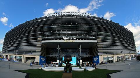 Metlife Stadium, casa de la Copa América Centenario en NY