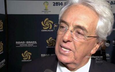 Jose Manuel de la Torre y Justino Compean hablaron del torneo Concacaf