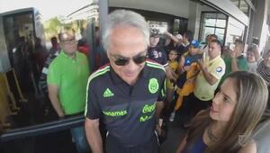 El diario de Ana Caty con la Selección Mexicana en Salt Lake City