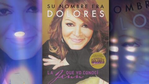 Exrepresentante de Jenni Rivera publica libro sobre la cantante sin la a...