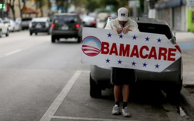 Los republicanos avanzan en su propósito de acabar con Obamacare
