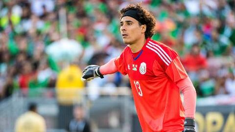 La Copa América sembró dudas en el futuro de Guillermo Ochoa