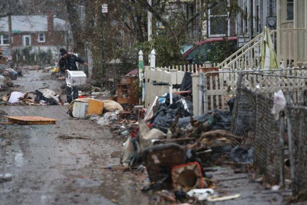 Como si este desastre no bastara, la zona de NY y NJ se prepara para la...