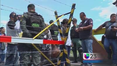 Maduro está deportando a los colombianos en Venezuela