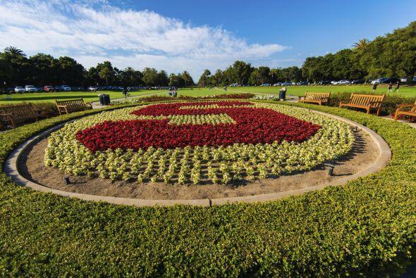 3) STANFORD - La universidad abrió sus puertas oficialmente el 1 de octu...