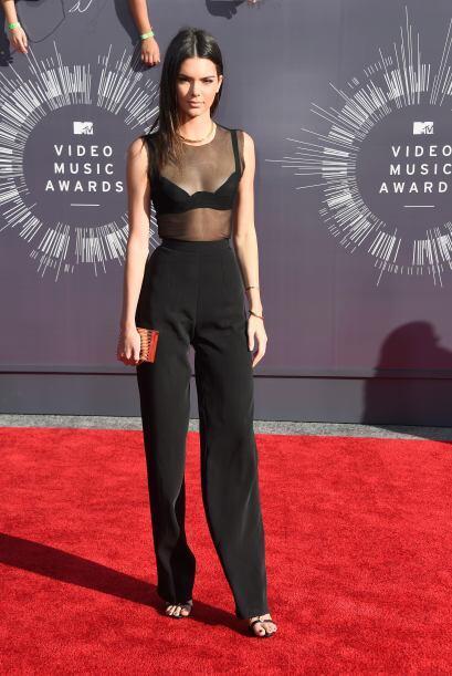 La que sí sabe de moda es Kendall Jenner, quien está segura que no neces...