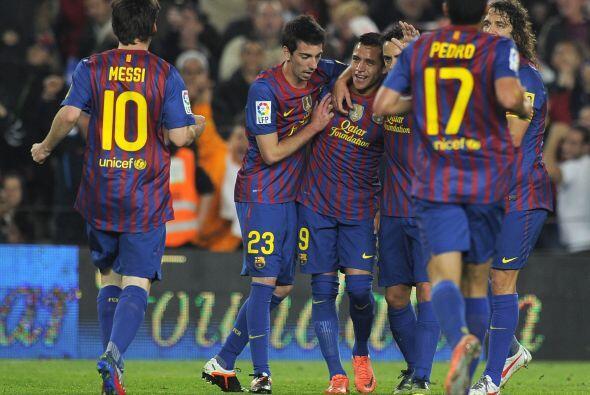 Barcelona ganó, gustó y volvió a golear. La Liga si...