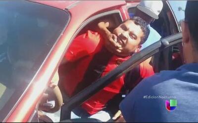 Hispano trató de secuestrar a una madre y su hija