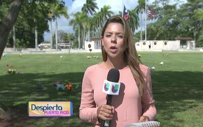 Ricardo Rosselló participa en actos protocolarios del Día de la Recordación
