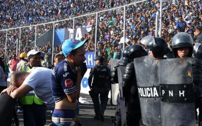 La tragedia enlutó el fútbol de Honduras.