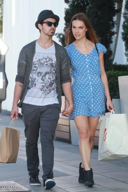 Después de una relación de 20 meses, el 'ex' vocalista de Jonas Brothers...