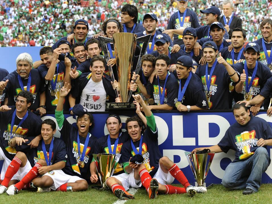 Historia de la maldición de Columbus: México vs Estados Unidos Copa 2009...