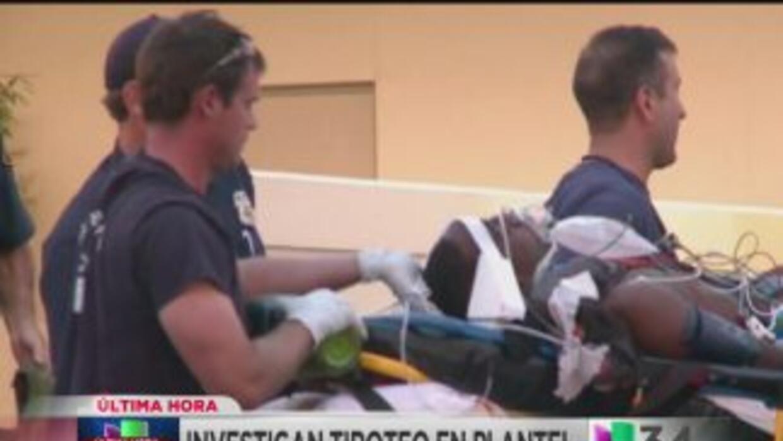 Tres personas fueron heridas en un tiroteo cerca de UC Santa Barbara.
