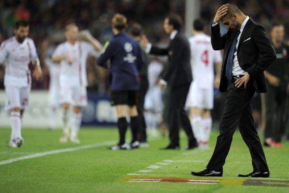 Guardiola quedó sin palabras y ahora el Barcelona tendrá que ganar en It...