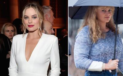¿Cómo ves la transformación de Margot en Tonya? &iq...