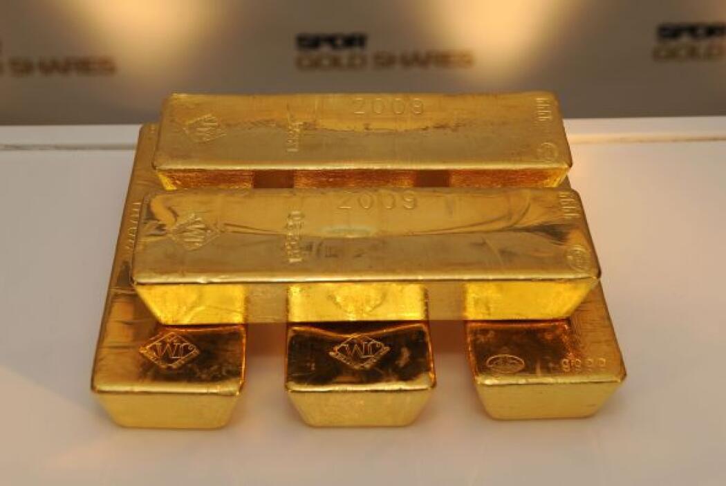 El FMI tiene en total 3,101.3 toneladas de oro, cuyo valor asciende a $1...
