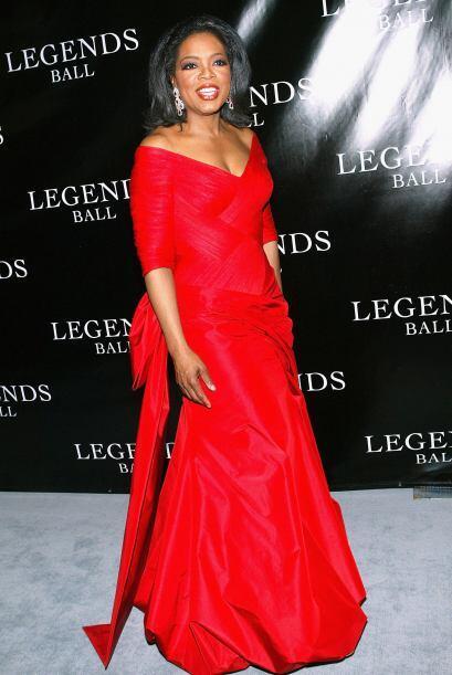 Oprah se ha consolidado como una de las mujeres más poderosas de Estados...