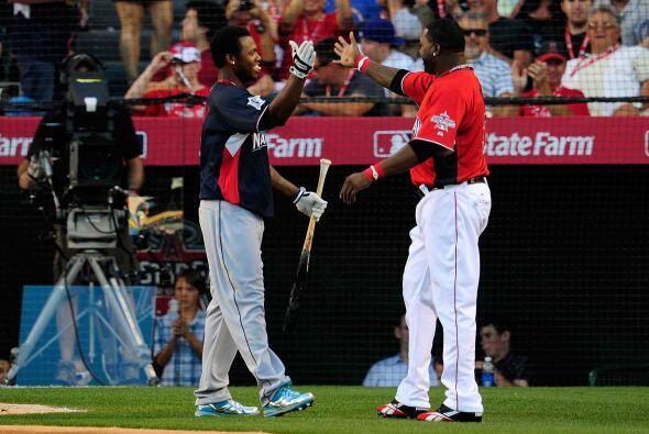 El 'Big Papi' de los Red Sox de Boston superó en la final al tamb...