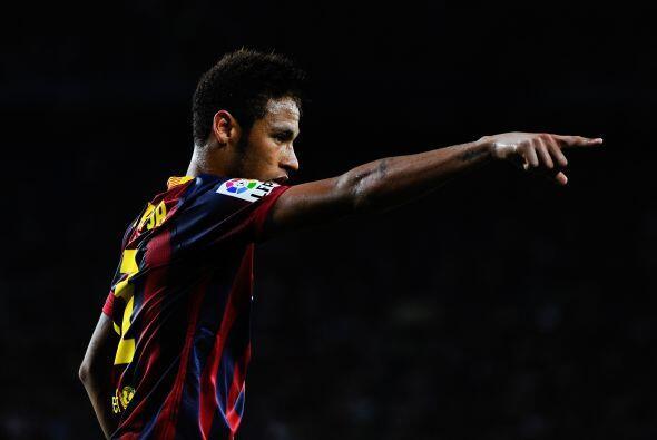 Muchas ganas de Neymar por trascender, pero poca efectividad del brasile...