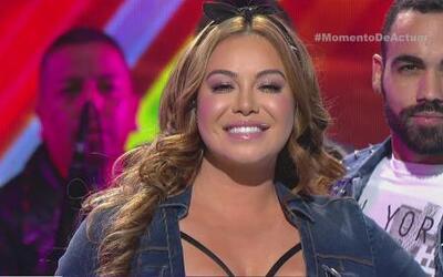 Chiquis Rivera cantó 'Completamente' en el Teletón USA 2015