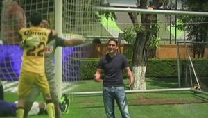 Moisés Muñoz nos narra el gol que le anotó a Cruz Azul