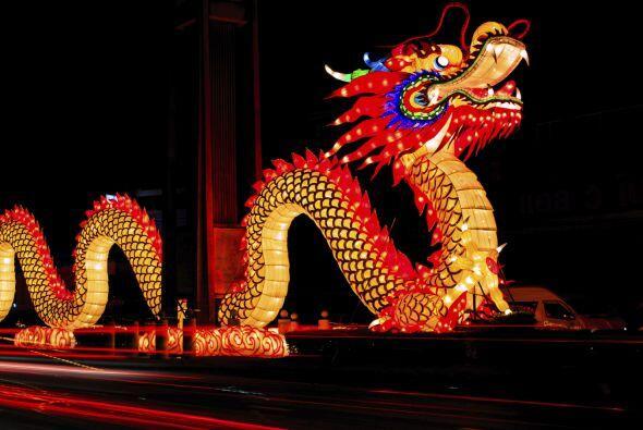 El Mes del Dragón en el horóscopo chino se extiende desde el 20 de marzo...