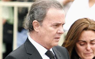 El viudo de Rocío Durcal fue encontrado muerto en España