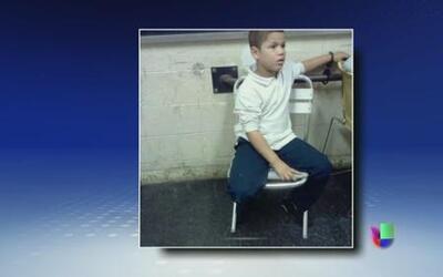 Demanda millonaria por arresto de un niño de 7 años en NY