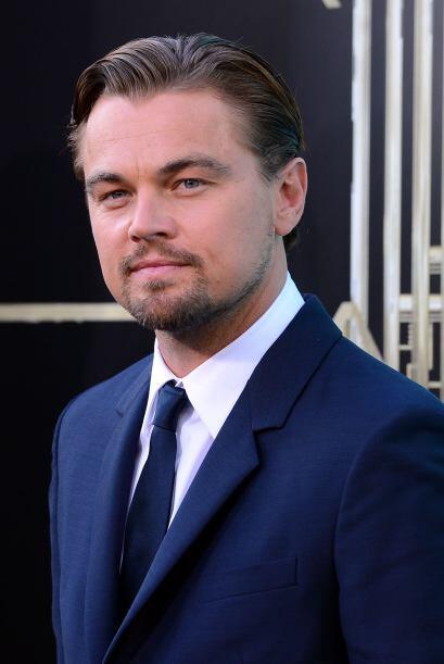 A Leonardo DiCaprio la barba le oculta su cara de niño.