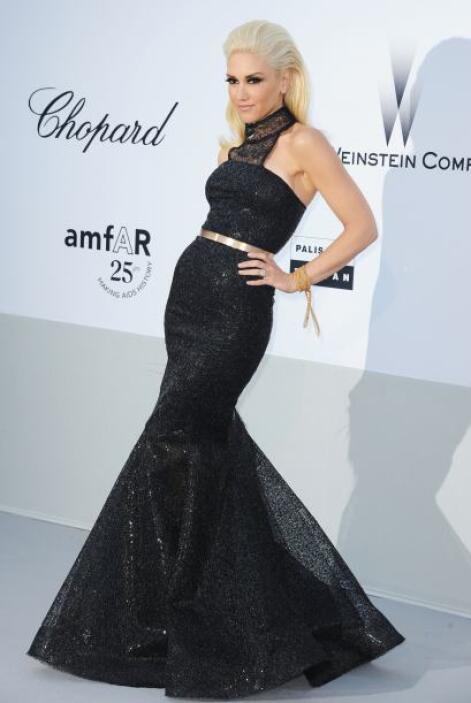 De Gwen Stefani, no hay nada qué decir. Su físico y elegancia son envidi...