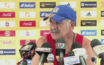 """El """"Tuca"""" minimizó los logros de la Selección Mexicana"""
