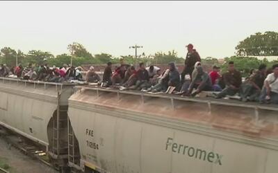 Defensores de derechos humanos piden a México que brinde mejor trato a c...