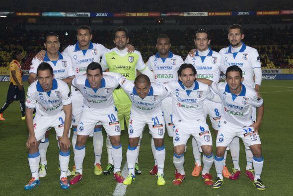 La misma situación viven los Gallos Blancos. El equipo de Ignacio Ambriz...
