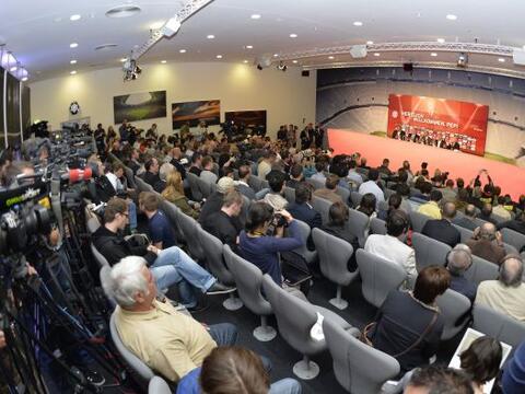El Bayern Múnich al fin veía llegar el día en que iniciaba una nueva eta...