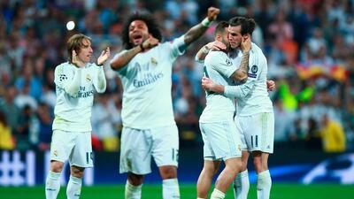 Real Madrid derrotó al City