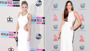 Fashionometro exprés con Rodner Figueroa de la moda en los AMA's 2013