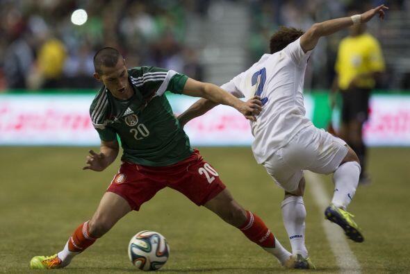 AGENDA CARGADA  En lo que va del año, México ya jug&oacute...